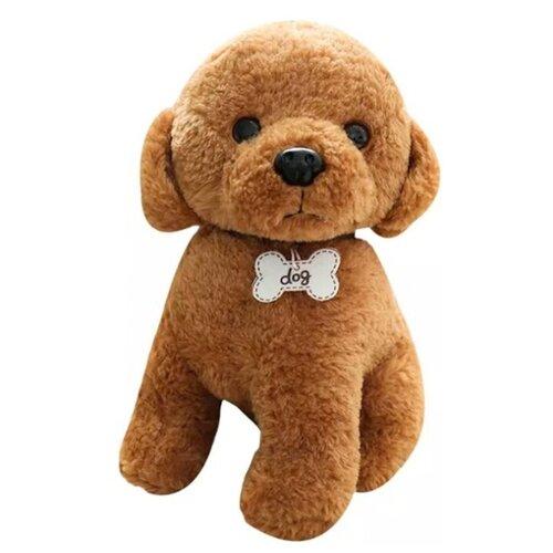 Мягкая игрушка Пудель 40 см / С возможностью стирки / Детская игрушка Плюшевая Собака / Детский подарок