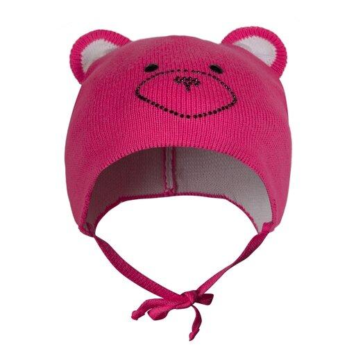 Купить Шапка Oldos размер 46-48, розовый, Головные уборы