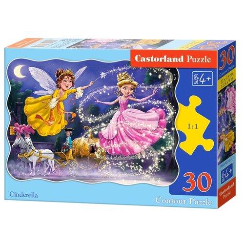 Купить Пазл Castorland Cinderella (B-03747), 30 дет., Пазлы