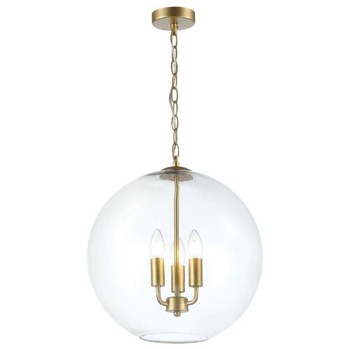 Светильник Favourite Bulla 2295-3P, E14, 120 Вт светильник favourite ternary 2297 3p e14 120 вт