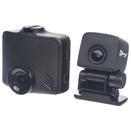 Видеорегистратор Mio MiVue C380D, 2 камеры, GPS черный