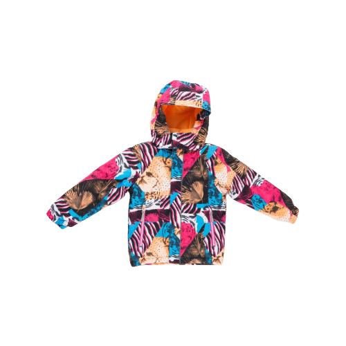 Куртка ICEPEAK 450107593IV размер 116, оранжевый