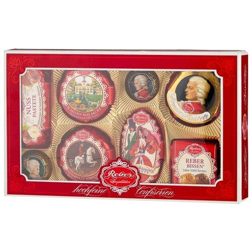 Набор конфет Reber Mozart Hochfeine Confiserien, 285 г набор конфет mieszko cherrissimo classic 285 г