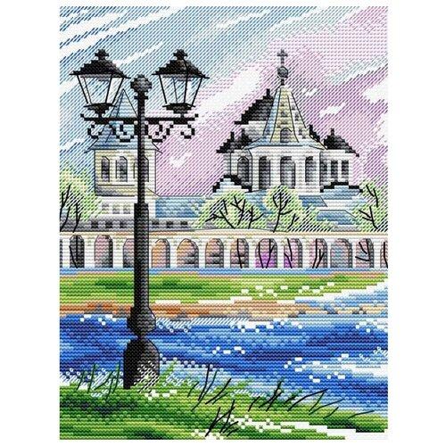 Жар-птица Набор для вышивания Великий Новгород 22 х 17 см (М-444)