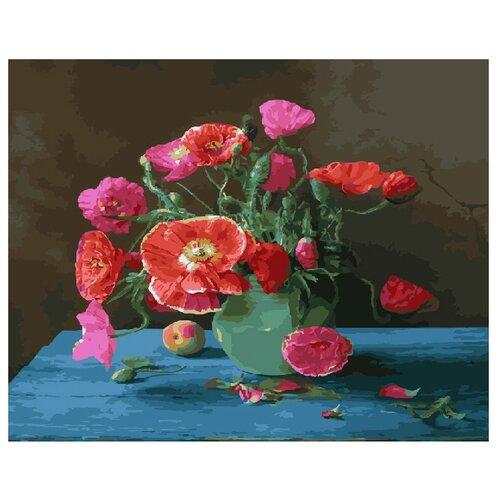 Купить ВанГогВоМне Картина по номерам Голландский натюрморт , 40х50 см (ZX 20981), Картины по номерам и контурам