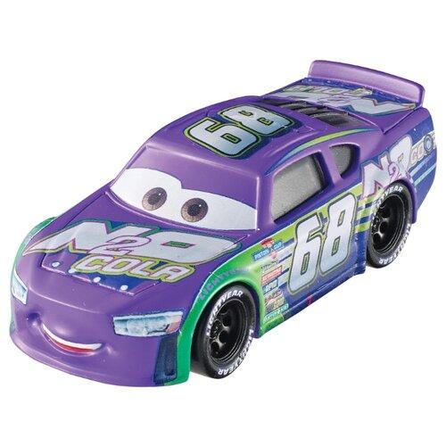 Купить Легковой автомобиль Mattel Cars 3 Паркер Питстоп (DXV29/DXV50) 1:55 8 см фиолетовый, Машинки и техника