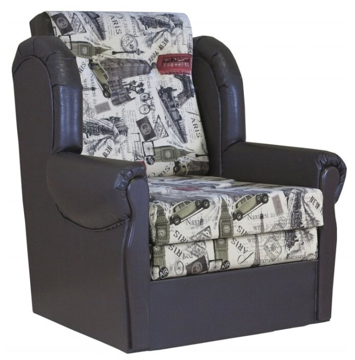 Кресло-кровать Шарм-Дизайн Классика М — купить по выгодной цене на Яндекс.Маркете