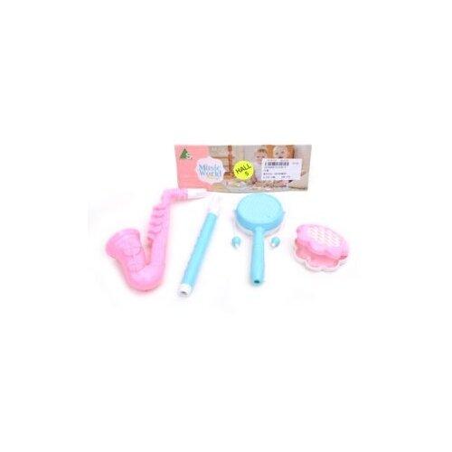 Наша игрушка набор инструментов SL228-5 розовый игрушка