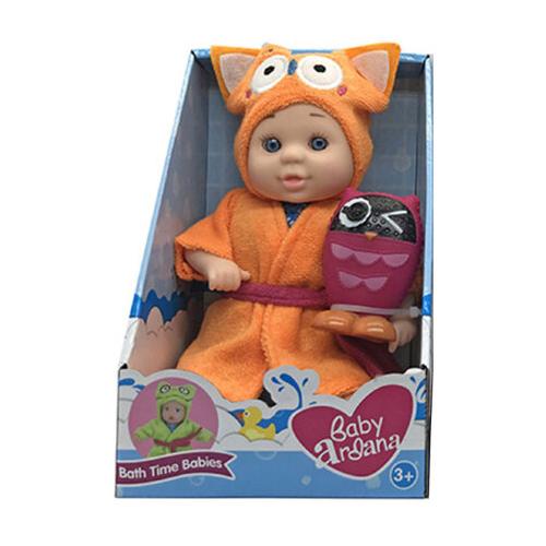 Купить Пупс Abtoys Baby Ardana с игрушкой Совенок, 23 см, A361B, Куклы и пупсы