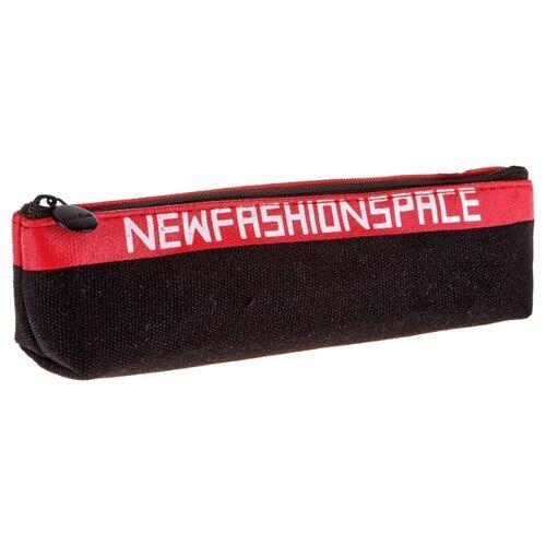 Купить ArtSpace Пенал Space черный/красный, Пеналы