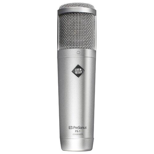 Микрофон PreSonus PX-1, серебристый