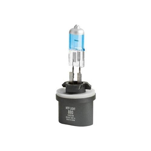 Лампа автомобильная галогенная MTF Platinum HP3133 H27 (880) 27W 2 шт.