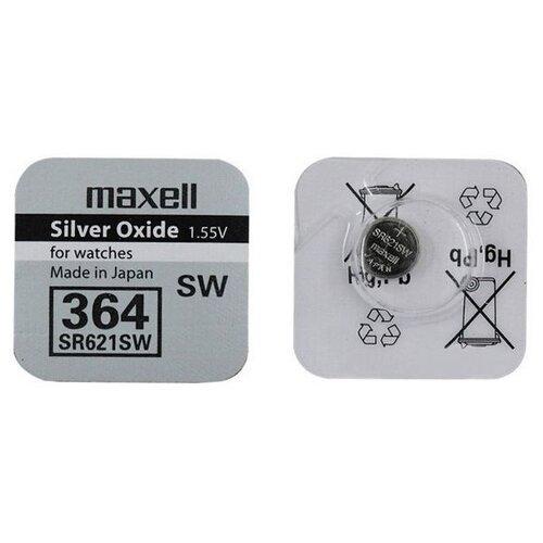 Фото - Батарейка Maxell SR-621SW, 1 шт. maxell mc tw3506 укф интерактив