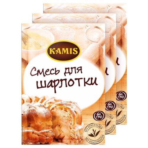 KAMIS Смесь для шарлотки (3 шт. по 20 г)