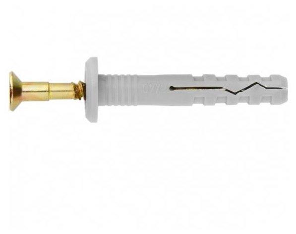 Дюбель-гвоздь Сибртех SB-42158 6x60 мм