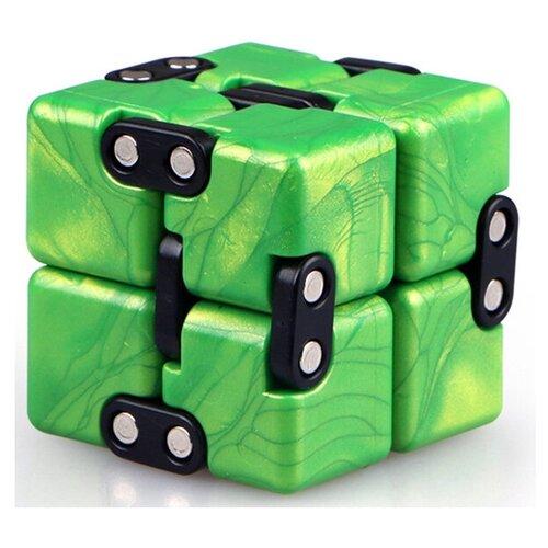 Купить Кубик QiYi MoFangGe Infinity Green, Головоломки