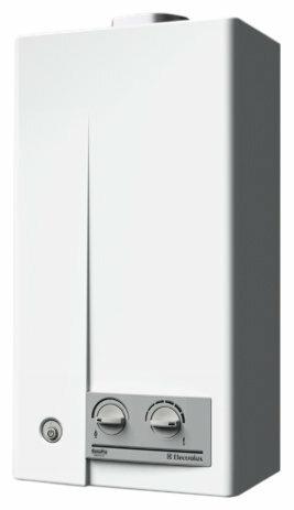 Проточный газовый водонагреватель Electrolux GWH 285 ERN NanoPro