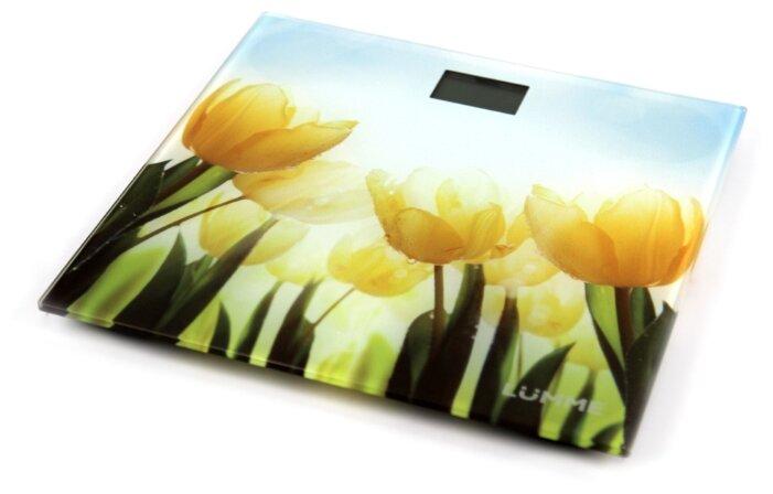 Весы электронные LUMME LU-1329 Tulips