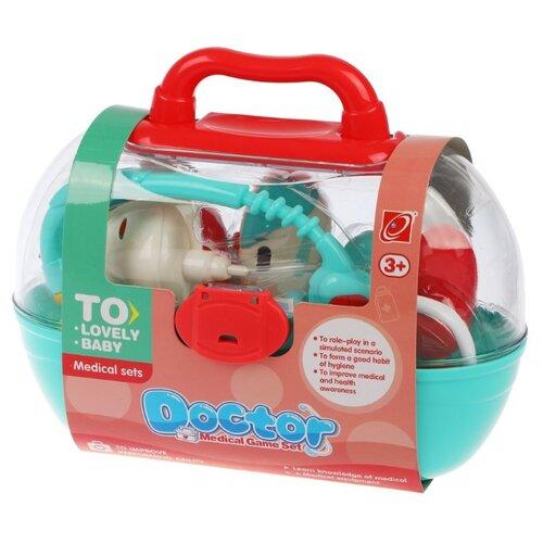 Купить Набор доктора Наша игрушка 660-82, Играем в доктора