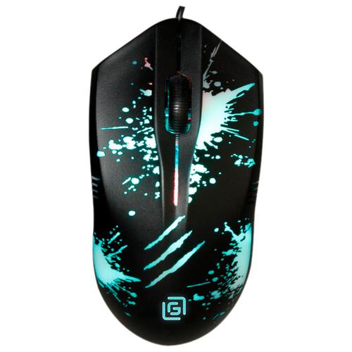 Мышь OKLICK 399M STIGMA Black USB, черный