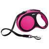 Поводок-рулетка для собак Flexi New Comfort L ленточный (60 кг)