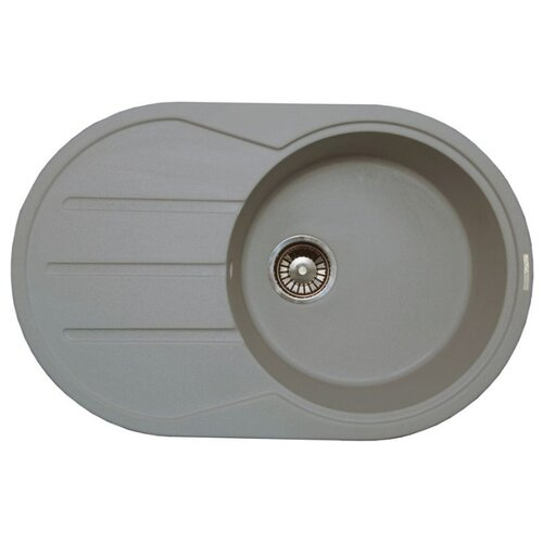 Врезная кухонная мойка 77 см LAVA E2 E2.SCA scandic врезная кухонная мойка 42 5 см lava q3 q3 sca scandic