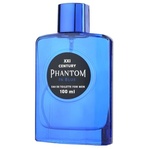Фото - Туалетная вода Парфюмерия XXI века Phantom in Blue, 100 мл туалетная вода парфюмерия xxi века aqva blue aqva 95 мл