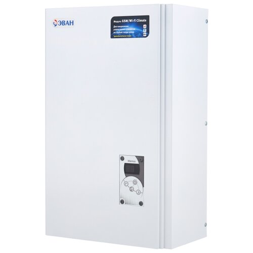 цена на Электрический котел ЭВАН Warmos-IV-12 12 кВт одноконтурный
