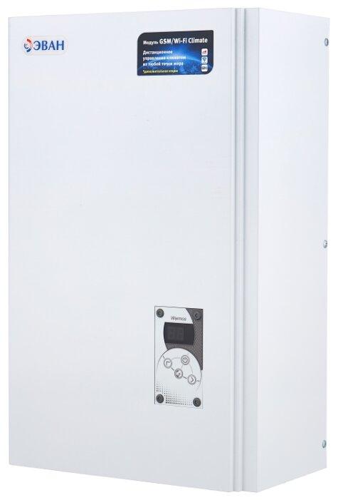 Электрический котел ЭВАН Warmos-IV-12, 12 кВт, одноконтурный фото 1