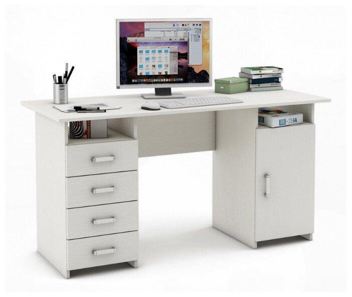 Письменный стол ВМФ Лайт-8 — купить по выгодной цене на Яндекс.Маркете