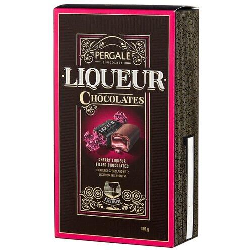 набор конфет pergale liqueur 190 г Набор конфет Pergale Liqueur со вкусом вишни 190 г