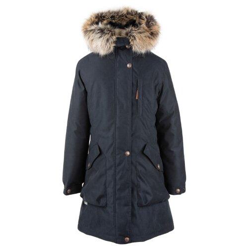 Парка KERRY Polar K20461 размер 170, 00987 антрацитовый, Куртки и пуховики  - купить со скидкой