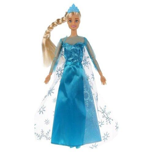 Фото - Кукла Карапуз София снежная принцесса, 29 см, 99195-S-AN кукла карапуз софия повар 29 см