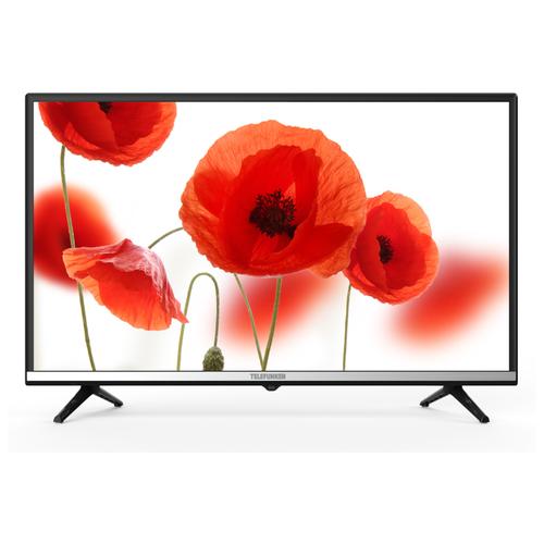 Фото - Телевизор TELEFUNKEN TF-LED32S14T2 31.5 черный магнитола telefunken tf srp3471b red
