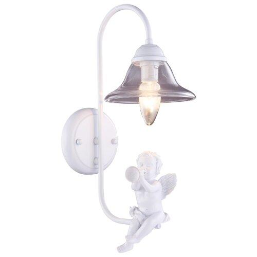 Настенный светильник ESCADA 10169/1A, 60 Вт светильник escada 5080 4pa e14x40вт коричневый