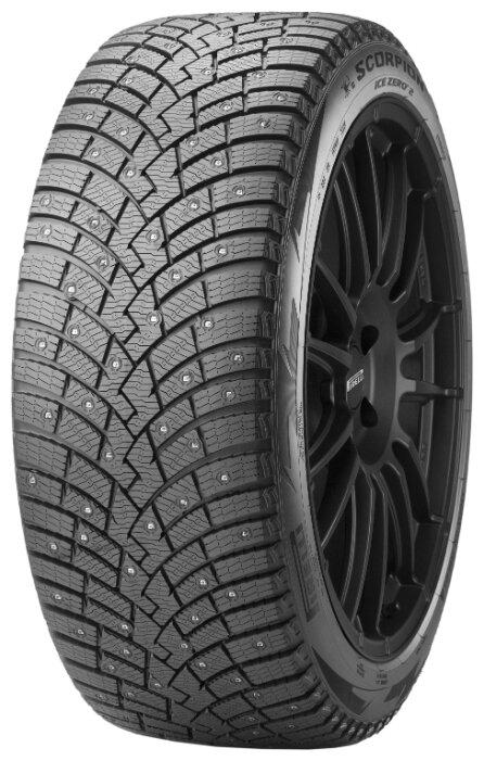 Автомобильная шина Pirelli Scorpion Ice Zero 2 зимняя шипованная