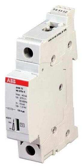 Устройство защиты от перенапряжения для систем энергоснабжения ABB 2CTB803851R1400
