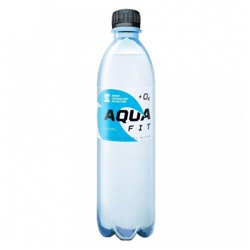 Фото - Вода питьевая Sport Technology Nutrition Aqua Fit негазированная, ПЭТ, 0.5 л biotech nutrition vitabolic 30 таб