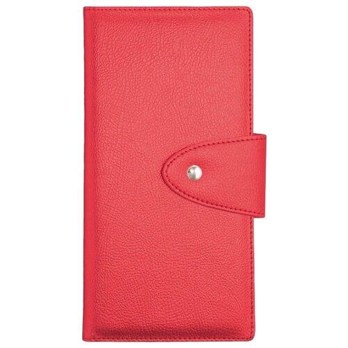 Документница Феникс+ 483, красный металлик