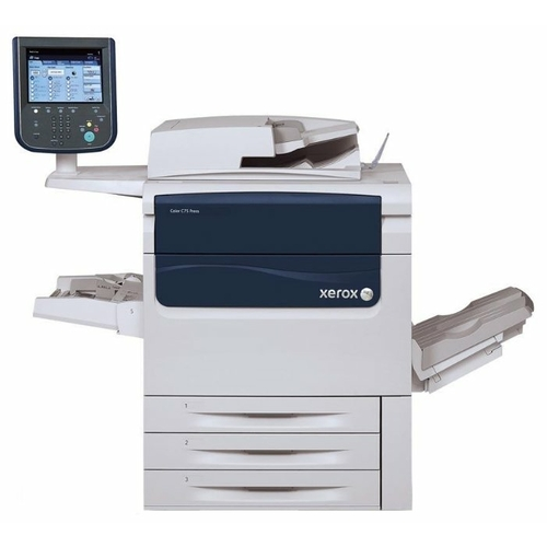 NEW DRIVERS: XEROX C75 PRESS