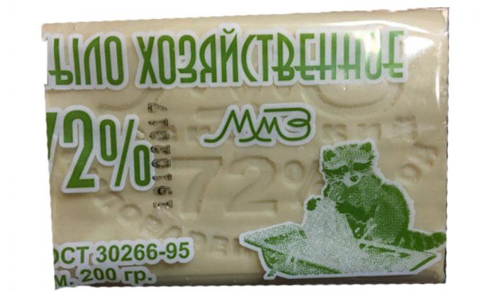 Хозяйственное мыло Московский мыловаренный завод в упаковке 72% — купить по выгодной цене на Яндекс.Маркете
