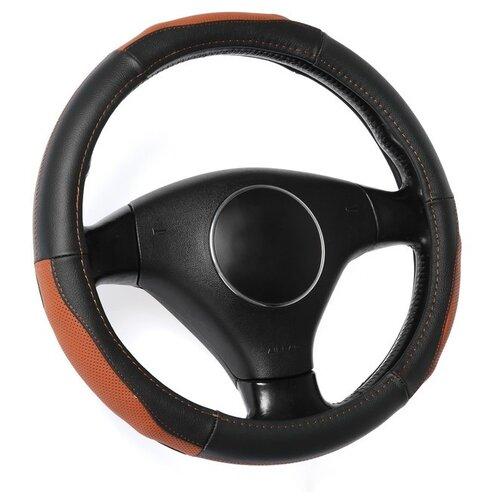 Оплетка/чехол Torso 1822686 черно-коричневый