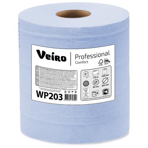 Протирочная бумага Veiro WP203, синий