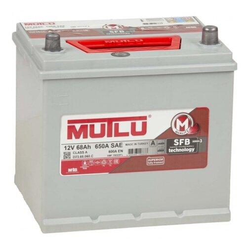 Автомобильный аккумулятор Mutlu SFB 3 (D23.68.060.C)