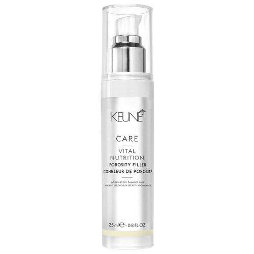 Keune Vital Nutrition Крем-наполнитель для уменьшения пористости волос Основное питание для волос, 25 мл купить краску для волос keune