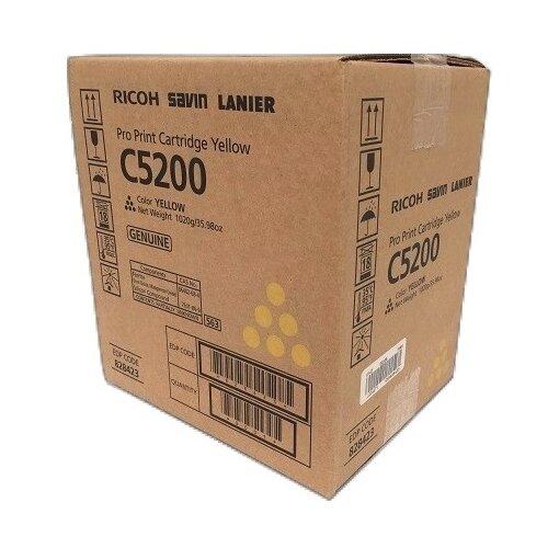 Картридж Ricoh C5200 Yellow