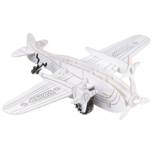 Купить Сборная модель BONDIBON Самолет ВВ2228, Сборные модели