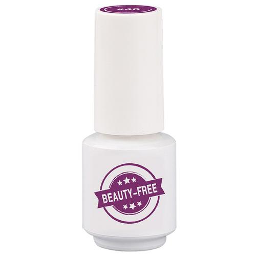 Купить Гель-лак для ногтей Beauty-Free Gel Polish, 4 мл, темно-фиолетовый