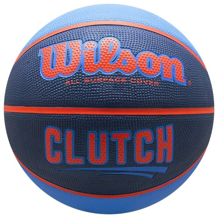 Баскетбольный мяч Wilson Clutch WTB14197XB07, р. 7