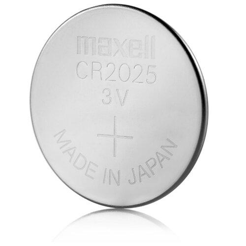 Фото - CR-2025 MAXELL 5/card maxell mc tw3506 укф интерактив